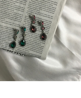 classic earring (2 color)