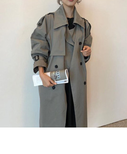 BYREDO TRENCH (2COLOR)