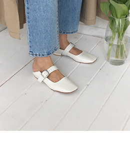 Buckle flat (3color)