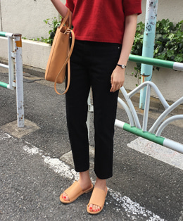 minuet_real black pants