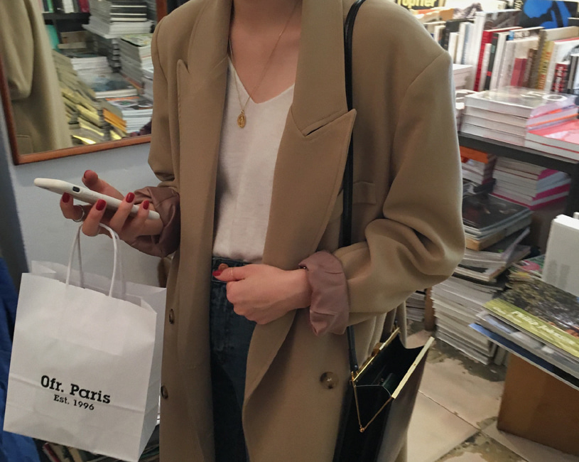 Berlin coat (beige)