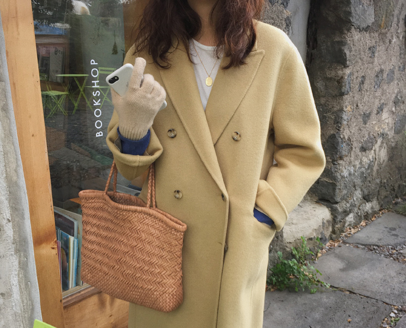 Rein handmade coat (2color)