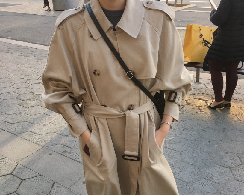 Mallo trench (2color)