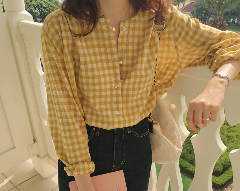 Roomies blouse (2color)