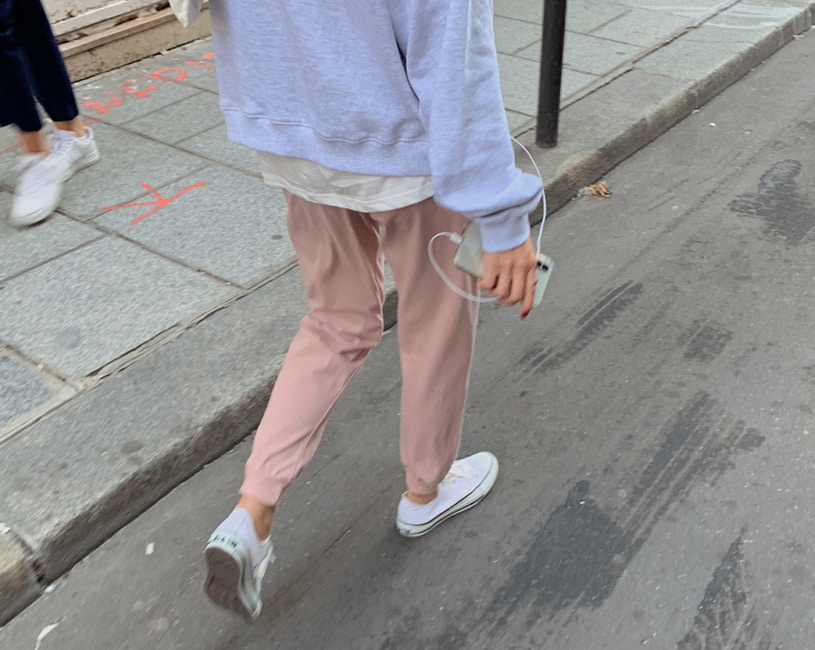 Juciy jogger pants (2color)