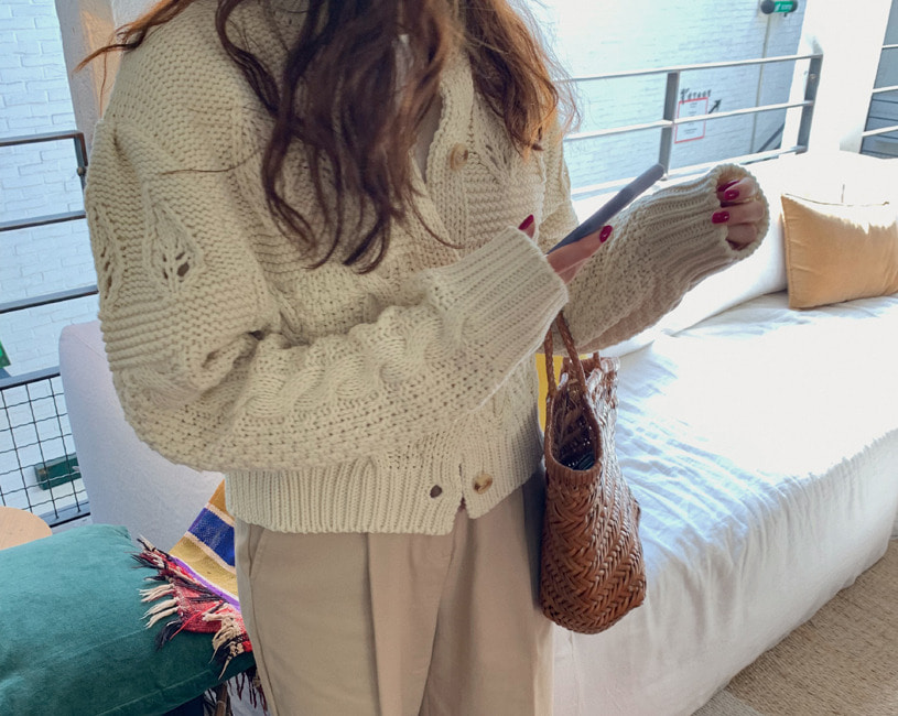 Lover cardigan (2color)