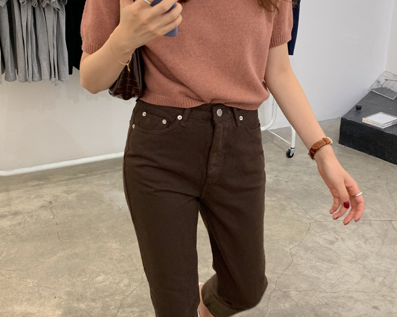 Lappy pants (brown)