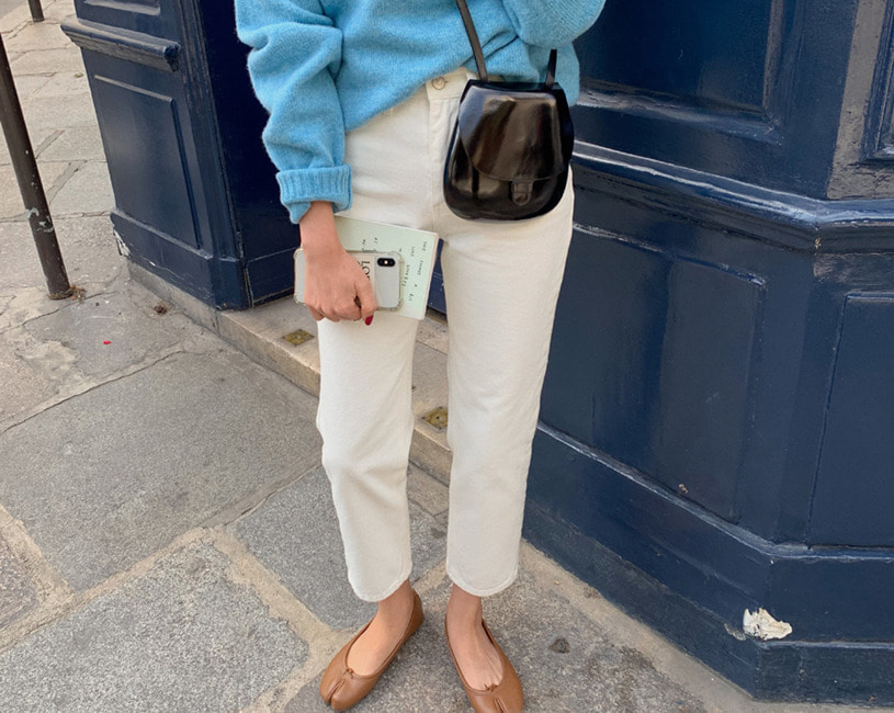Barbe pants (ivory)