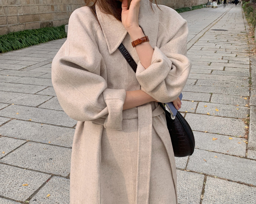 Depp handmade coat (3color) (지연/2주소요예정-:)