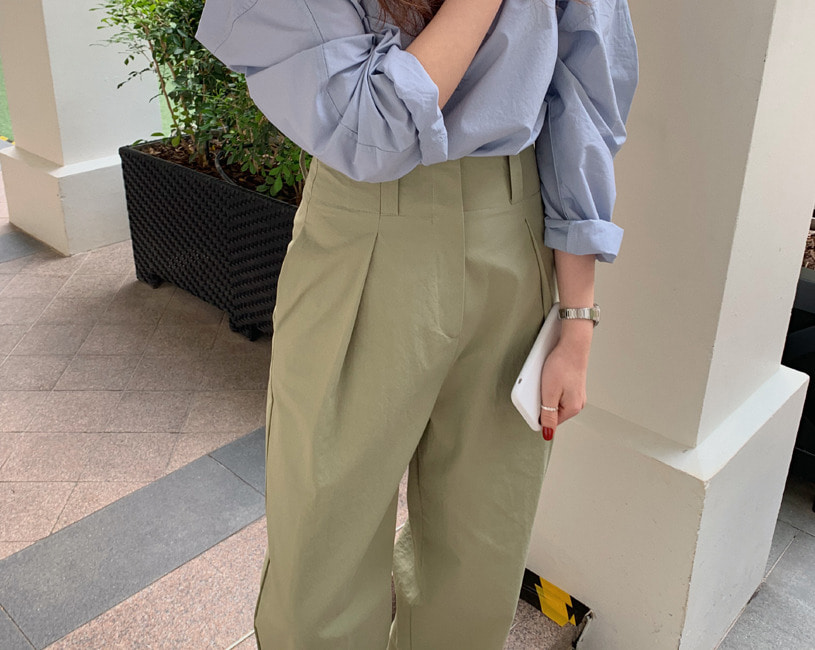 Mill pants (2color)