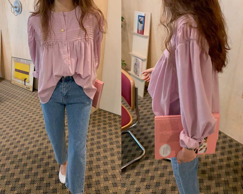 Adora blouse (2color)