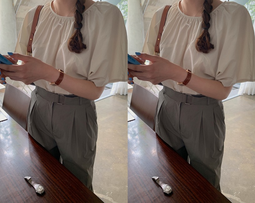 Rosie blouse (2color)