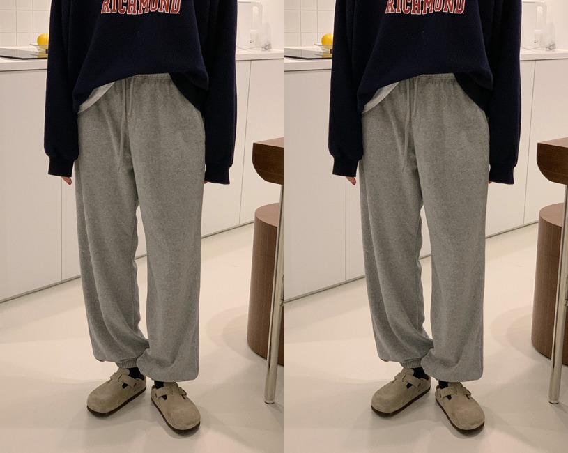 Play jogger pants (2color)