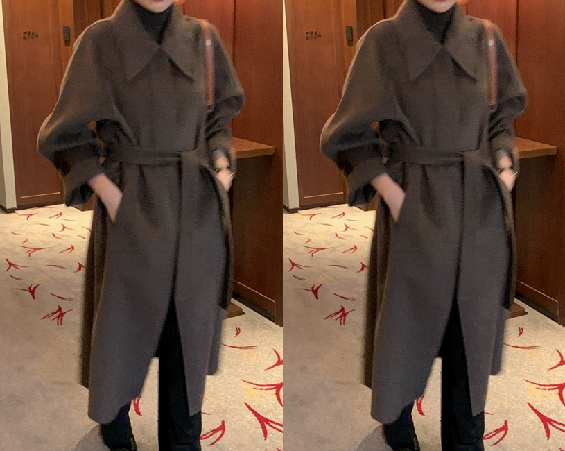 Depp handmade coat (brown)