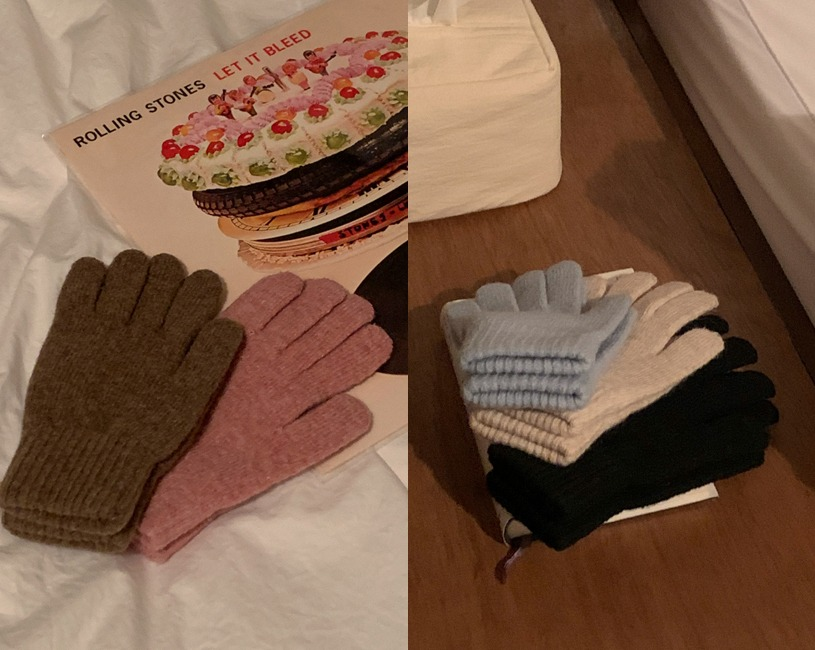 Winter glove (6color)