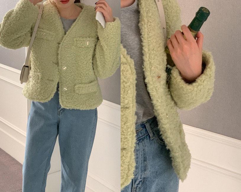 Madel jacket (2color) (지연/2월말입고예정-:)