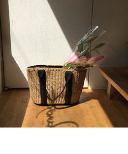 girl basket bag