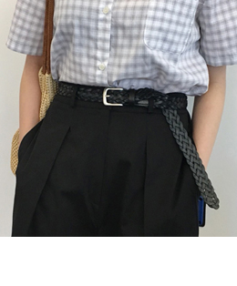 HOWELL BELT (2COLOR)