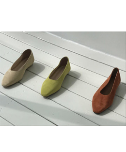 SOFT CHANEL FLAT (4COLOR)