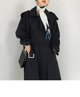 Jack London Trench Coat (3color)