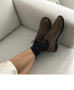 OXFORD SHOES (2COLOR)
