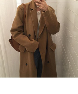 [sale] lemaire double coat (2color)