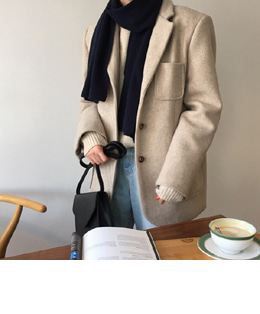 need cashmere muffler (4color)