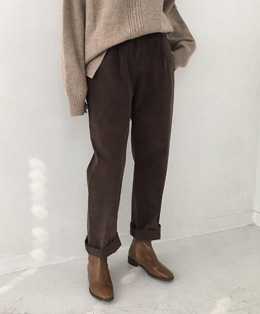 [sale] mood corduroy pants (3color)