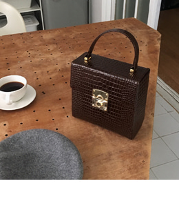 secret square bag