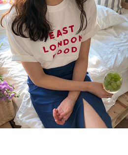 EAST LONDON TEE (3COLOR)