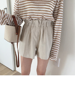 OPENING LINEN PANTS (5COLOR)