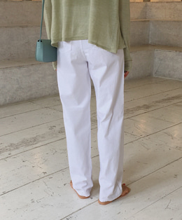 Nuovo pants (ivory)
