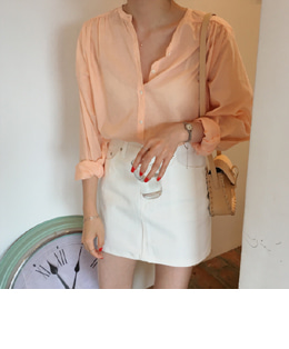 Sow blouse (peach)
