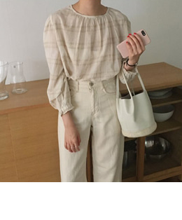 Roco blouse (2color)