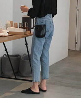 [m사이즈 당일출고] vintage light denim jean