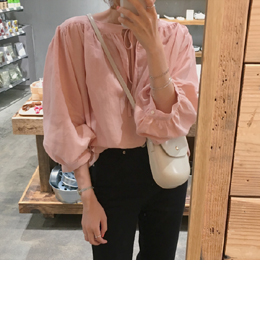 Leuze blouse (3color)