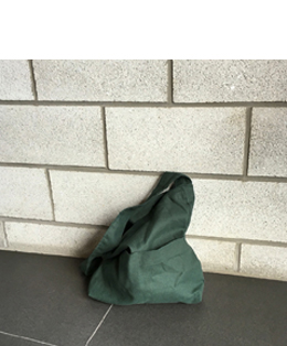 [자체제작] FIRST ECO BAG_GREEN