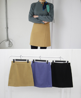 pure wool skirts (3color)